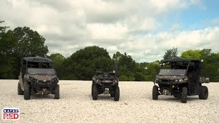 8. Take A Gander at Can-Am's Mossy Oak Hunting Edition