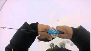Первая рыбалка в 2015 году