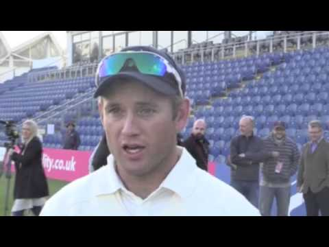 Day 1, 1st Test, Sri Lanka in New Zealand, 2014-15 - Highlights