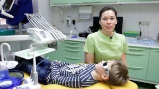 Прямая реставрация фронтального зуба