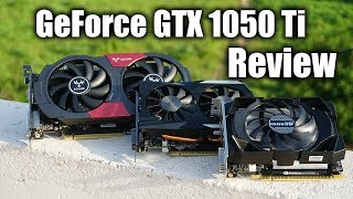 GTX 1050 TI Review: Best Budget Gaming Graphics Card!
