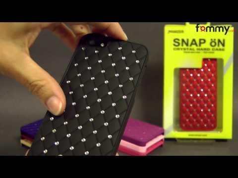 Amzer® Diamond Lattice Snap On Shell iPhone 5 Case Review