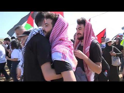 """Erinnerung an 1948: Palästinenser gedenken der """"Nakba"""""""