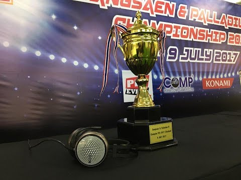 Bangsaen & Palladium IT Championship 2017