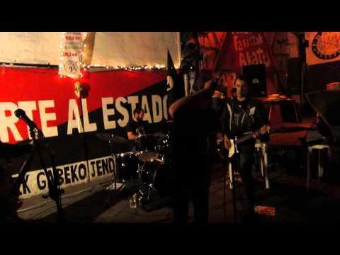 Vomitando Desperdicios I   Falafest 2   Udondo Gaztetxea 22 11 2014