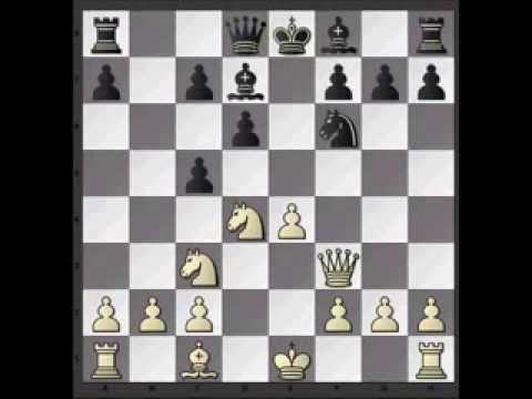Chess Game: Shirov demonstrates the art of attack