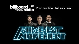 [Billboard Radio China] Exclusive Interview with Far East Movement