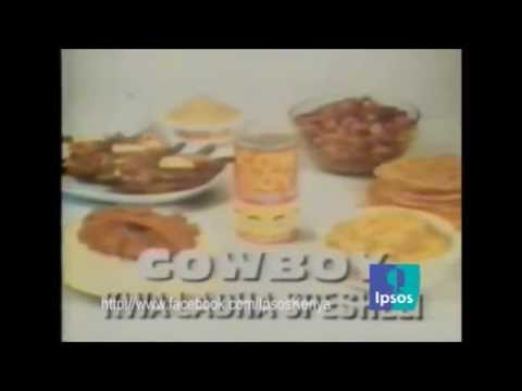 Cowboy Cooking Fat - Kenya - 1994