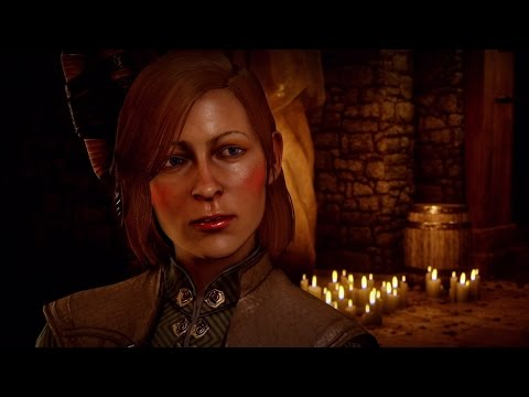 Dragon Age Inquisition - Nightmare Trophy Run - Part 3 Let's pay