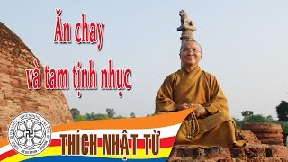 Vấn đáp Phật học: Ăn chay và tam tịnh nhục - TT. Thích Nhật Từ - 07/06/2005
