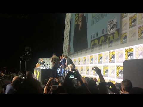 Avengers: Infinity War special announcement at Hall H