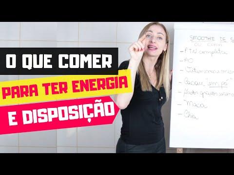 Nutricionista - O QUE COMER PARA AUMENTAR (E MUITO) SEUS NÍVEIS DE ENERGIA