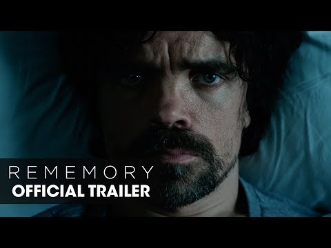 Official Trailer for Indie SciFi Film Rememory Starring Peter