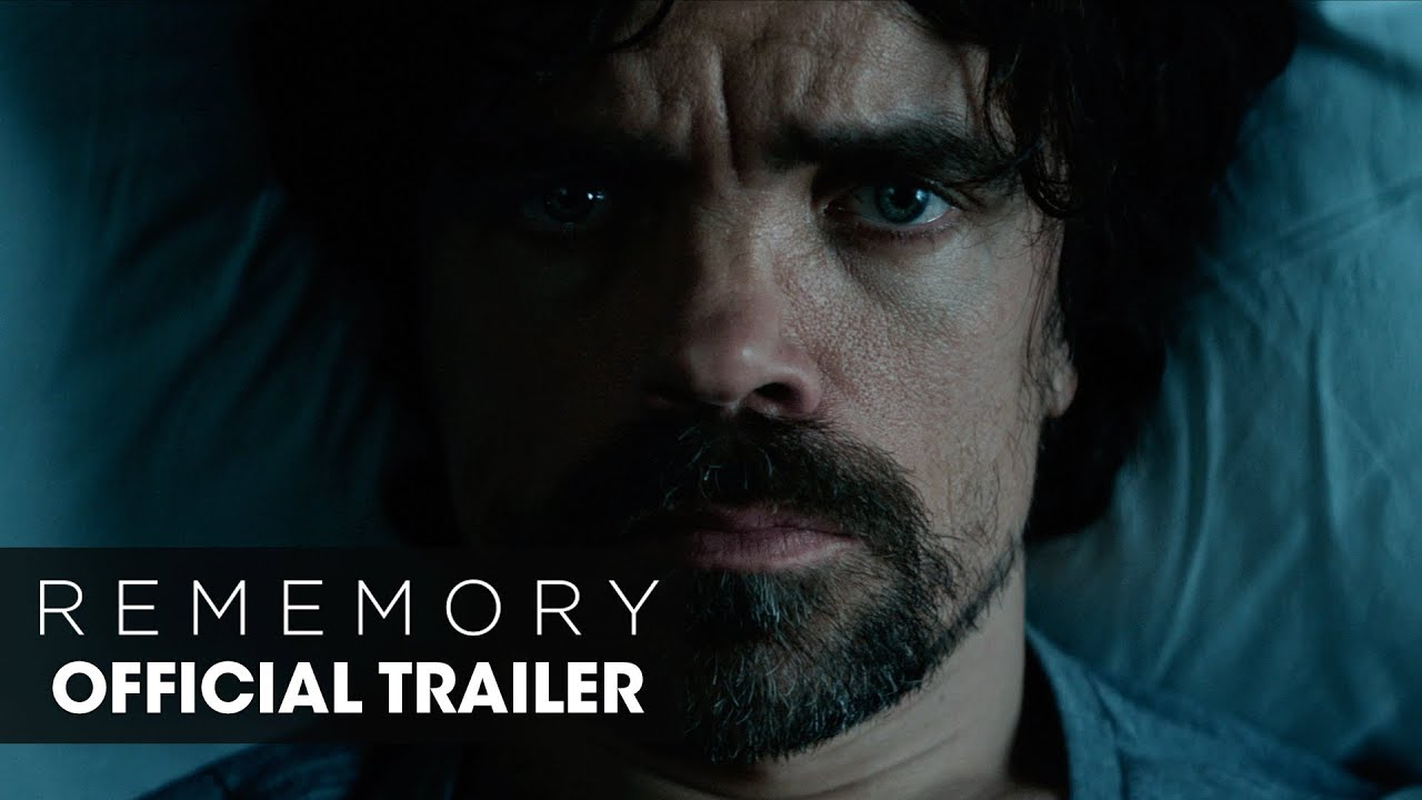 We are Nothing more than the Memories with Keep in Mark Palansky's Psychological Whodunit 'Rememory' (Trailer) with Peter Dinklage, Anton Yelchin &  Julia Ormond