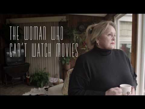The woman who can't watch movies #Canal+