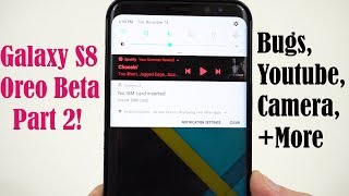 Video Galaxy S8 Oreo Update: Bugs and New Features in Second Release MP3, 3GP, MP4, WEBM, AVI, FLV November 2017