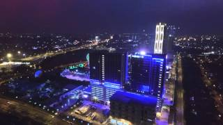Shah Alam Malaysia  city images : Flying over I-CITY Shah Alam, Malaysia April 2016 with DJI PHANTOM 3