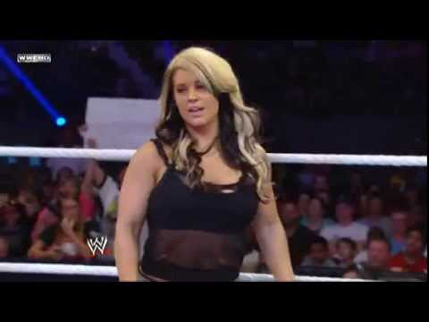 XxX Hot Indian SeX Alicia fox vs Kaitlyn WWE Friday Night Smackdown 2013 07 05.3gp mp4 Tamil Video