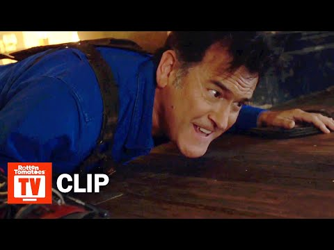 Ash vs Evil Dead S03E05 Clip | 'Hurt You' | Rotten Tomatoes TV