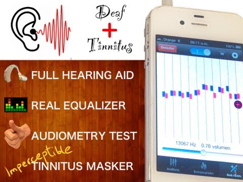 Video of EQ Hear Aid