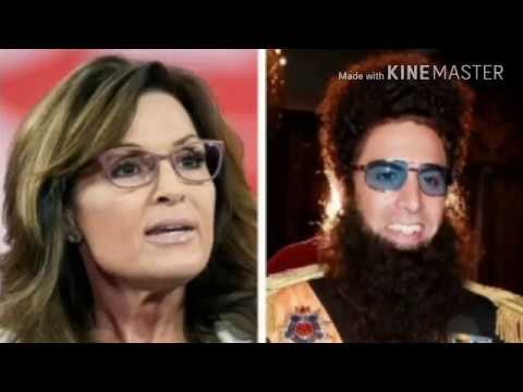 Sarah Palin incensed over being 'duped' by Sacha Baron Cohen, calls his humor 'evil'