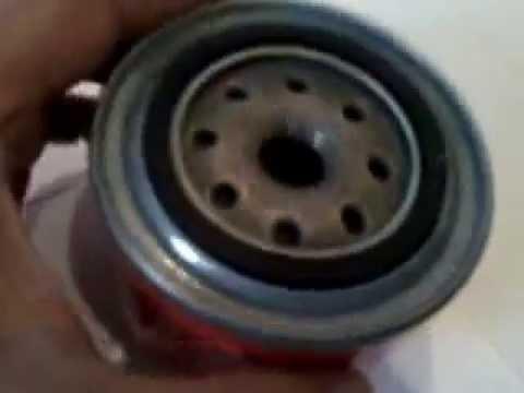 Как снять масляный фильтр на ваз 2115 снимок