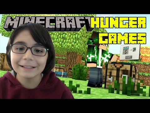 Minecraft Hunger Games Çok Korktum - BKT
