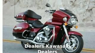 3. 2010 Kawasaki Vulcan 1700 Voyager -  Dealers Transmission