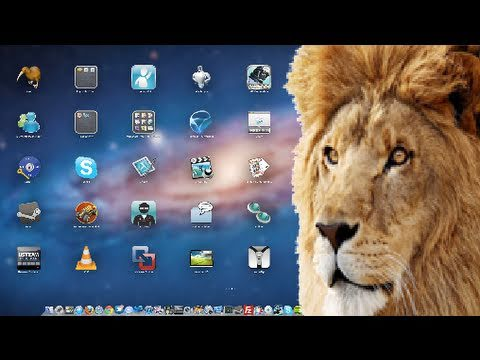 os x lion - Get my iPhone App: http://goo.gl/LSSIa FaceBook Fan Page: http://goo.gl/pZsjC New Gaming Channel: http://youtube.com/beatsoldierwin Twitter: http://twitter.c...