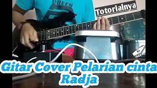 Gitar cover Radja pelarian cinta _ Rendy Melody