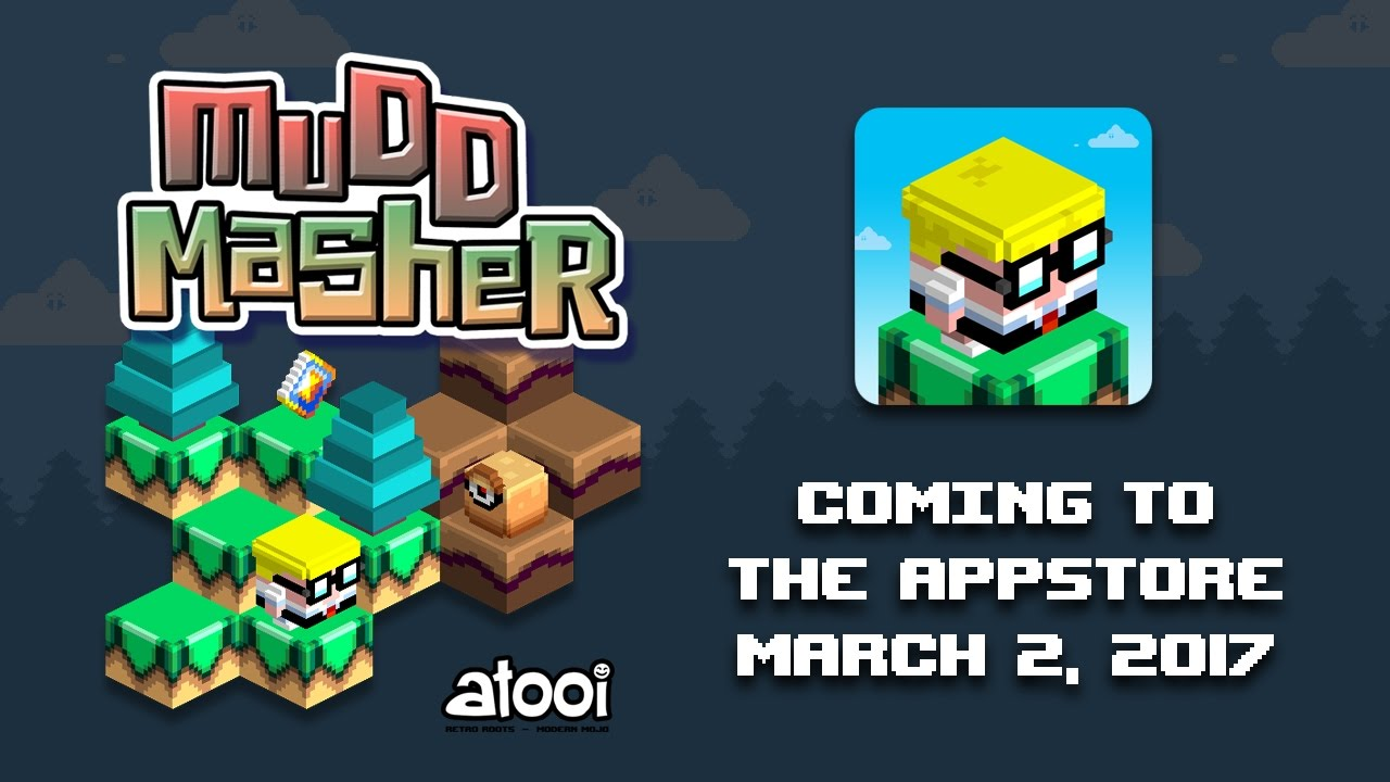 'Mudd Masher' Is Coming to the App Store March 2nd