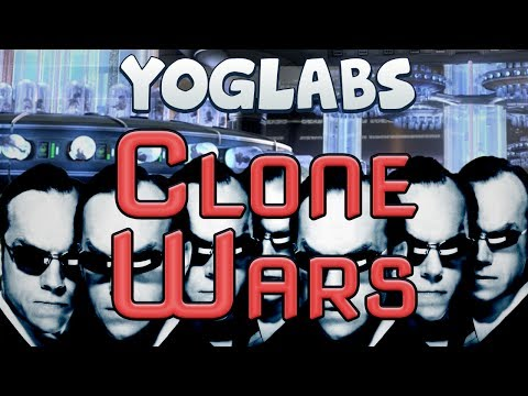 BlueXephos - The boys take a look at the new cloning facility within YogLabs, but what will they choose to experiment on! ♪ Outro music by Area11 http://tiny.cc/area11 ♥ ...
