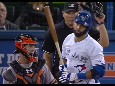 Don't Mess With Jose Bautista