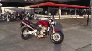 2. 500052 - Used 2007 Honda CB900F Motorcycle For Sale