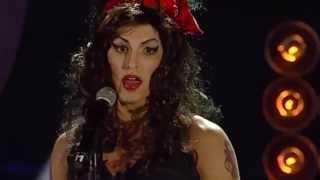 Muzikinė kaukė 2015: Martynas Kavaliauskas / Amy Winehouse - Back To Black