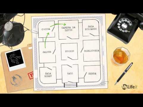 gioco interattivo: il killer con il mentalista max vellucci