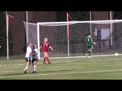 Women's Soccer vs. Davidson - 8/29/15