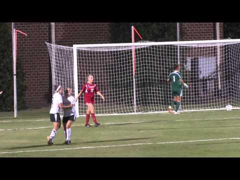 Women's Soccer vs. Davidson - 8/29/15