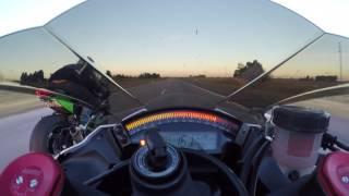 7. Kawasaki zx10r 2013 vs 2017
