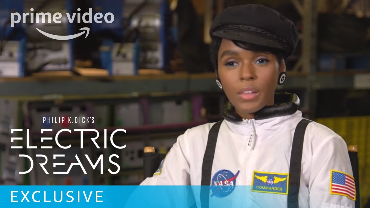 The Future is Still Human in 'Philip K Dick's Electric Dreams' Sci-Fi Anthology Series (Behind the Scenes) with Janelle Monae