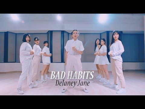 Delaney Jane - Bad habits : Donkee Choreography