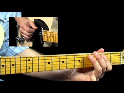 50 Rockabilly Licks – #2 The Candyman Can – Guitar Lessons – Jason Loughlin