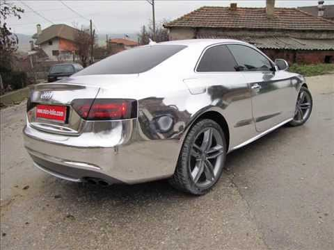folio - This is first Bulgarian car made with chrome foil :) by MIRO-FOLIO website : www.miro-folio .com with assistanece from 3M (PARTNERS) website : www.partners.bg.