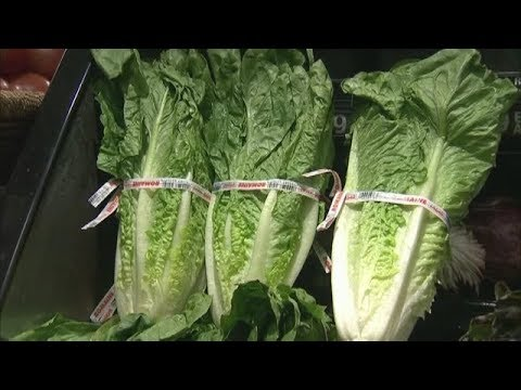 9 L.A. County residents sickened in outbreak linked to romaine lettuce