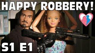 "The Barbie Happy Family Show S1 E1 ""Happy Robbery!"""