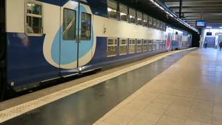 Video Paris RER Line C Trains At Avenue Foch 8 August 2017 MP3, 3GP, MP4, WEBM, AVI, FLV Agustus 2017