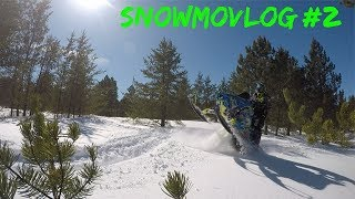 6. Honey Hole with the SKS 146 - Snowmovlog #2