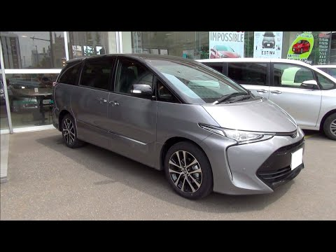 Toyota estima lucida 2016 фотка