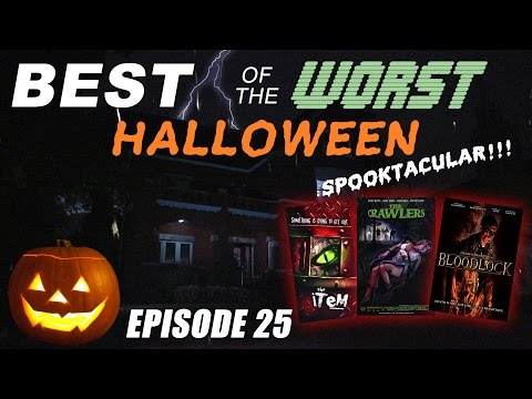 worst; - http://www.redlettermedia.com - Booooo! It's a spooooooky new Halloween-themed Best of the Worst. What horrifying films await the group? Who will survive and what will be left of them?