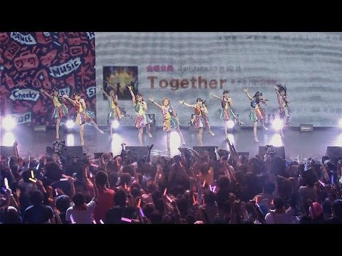 『Together』 PV (Cheeky Parade #CheekyParade )